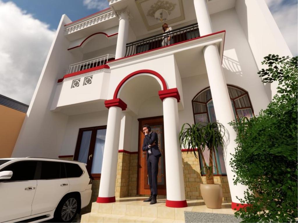 Jasa Gambar Rumah Di Cirebon